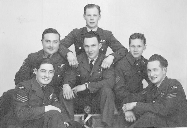 Group Photo– FW How Crew, L-R Springstein, Hubley Zoratti, How, Tait, MacGregor