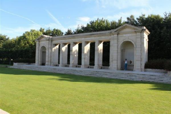 Memorial– Bayeux Memorial - August 2012