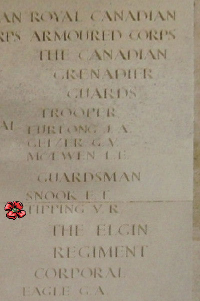 Inscription– Bayeux Memorial … photo courtesy of Marg Liessens