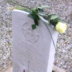 Grave Marker– January 15, 2013 - 15 janvier 2013.