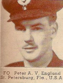 Photo of PETER AYRTON VISART ENGLAND