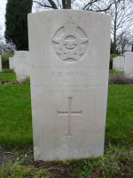 Grave Marker– Photo provided by Pieter Schlebaum, The Netherlands.