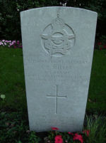 Grave marker– Headstone at the Rotterdam (Crooswijk) general cemetery. Photo from Pieter Schlebaum.