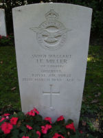 Grave marker– Headstone at the Rotterdam (Crooswijk) general cemetery. Photo courtesy of Pieter Schlebaum.