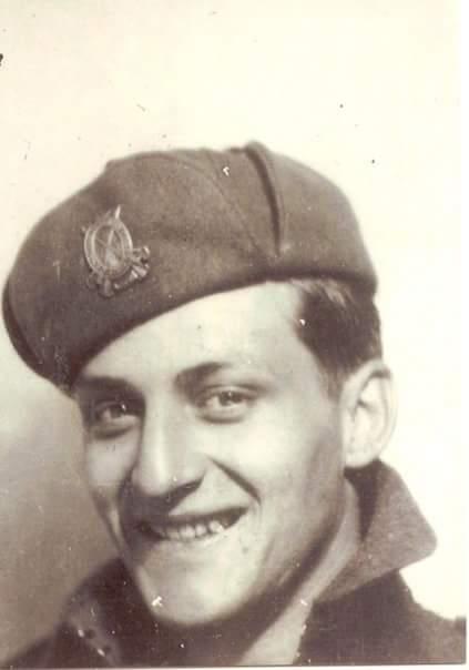 Photo of MARCEL LACELLE– Photo que mon père , Fernand Lacelle avait de son frère.