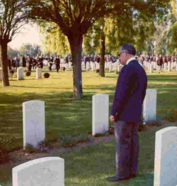 Remembering his brother