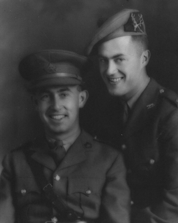 Photo of Kenneth and Leigh McBride