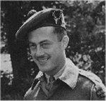 Photo of Kenneth Gilbert McBride– Capt. Ken McBride in about 1943.