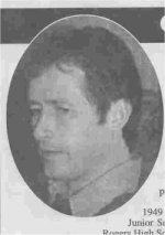 Newspaper Clipping– Obituary in the Nelson News of Ken's nephew who was named after him, Kenneth Edgar Leigh McBride, who died Dec. 27, 2005 at age 56.