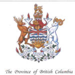 Notice– Notice from Premier Gordon Campbell that Mount McBride near Fauquier, B.C. was named after Capt. Kenneth Gilbert McBride.