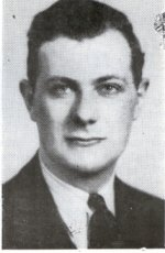 Photo of Norman Arnold MacDonald– From the Sydney Academy Memorial booklet, published by the Student's Assembly in memory of former students who served during the Second World War.  The original pictures were supplied by the Sydney Post-Record and the booklet was compiled by Jack Wilcox, class of 1946 and Donald Trivett, class of 1947.