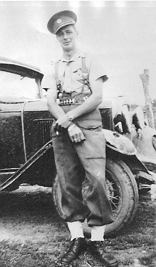 Photo of Otto McIntee