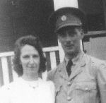 Group photo– Otto McIntee with his sister Mabel Ruth.  In memory of the members of the 48th Highlanders of Canada who went to war and did not come home. Submitted on behalf of the 48th Highlanders Museum, 73 Simcoe St. Toronto, ON M5J 1W9 Submitted for the project Operation: Picture Me.