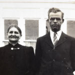Group photo– Metro's parents, Frederick and Katherine 'Koch' Seman