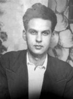 Photo of Joseph Seman– My Father Joseph Seman, Metro's brother in 1944 at 17 years old