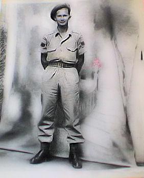 Photo of Hubert John Thacker