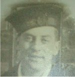 Photo of Donald McIver– Much loved brother of Ethel.