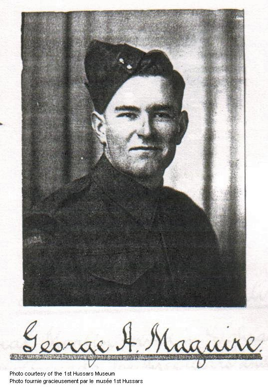 Photo of George Alfred Maguire