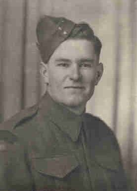 Photo of George Alfred Maguire– In memory of the people of London, Ontario who served during World War II and did not return. Submitted for the project, Operation: Picture Me