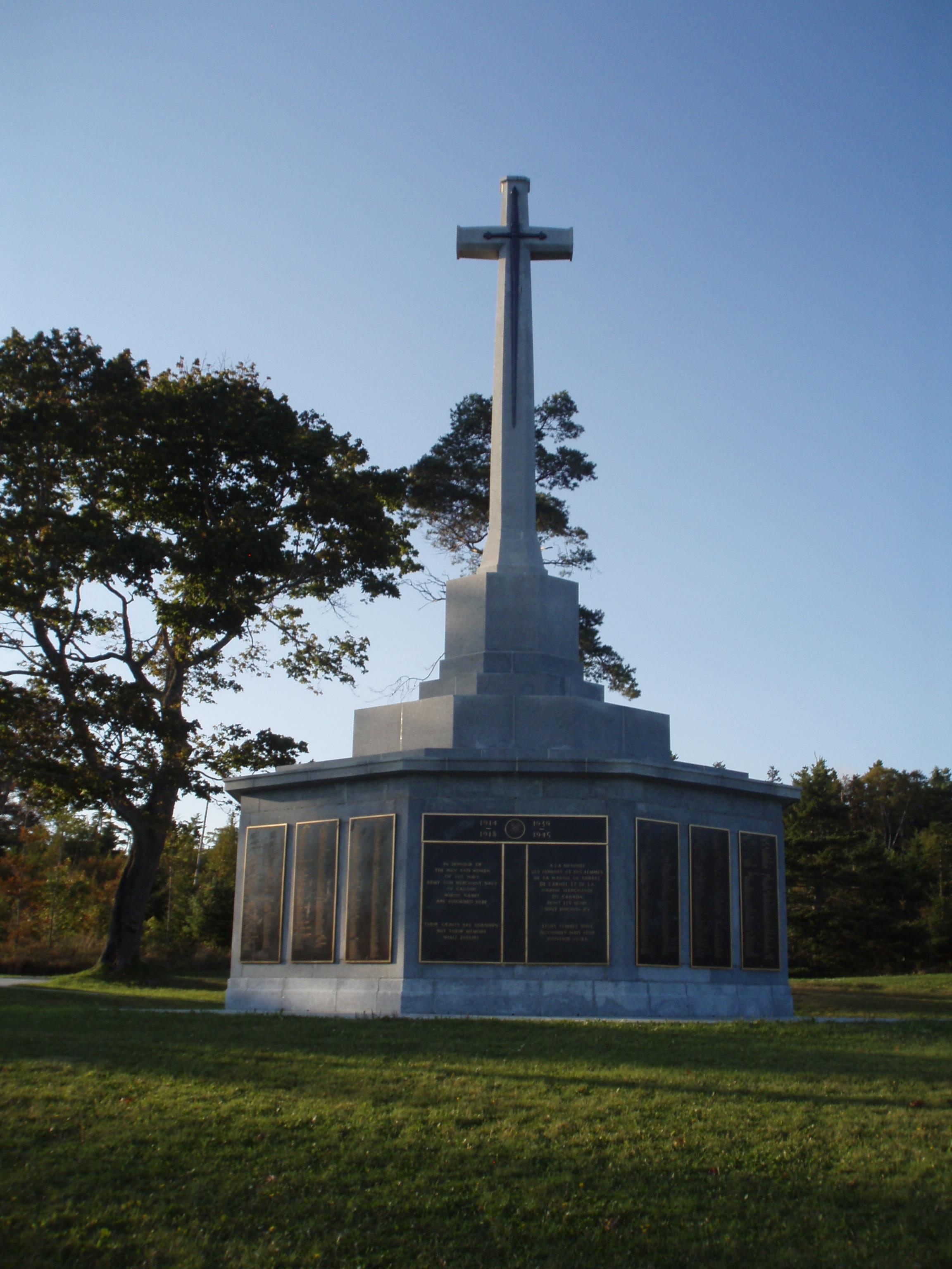 Halifax Memorial– Naval Memorial Halifax, Nova Scotia