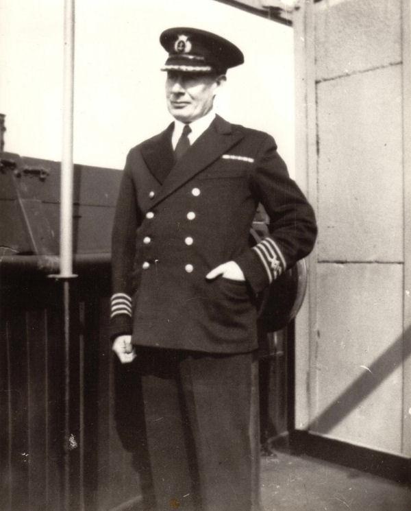 Photo of John William Sygrove