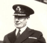 Photo of John William Sygrove– This is my grandfather, Capt. John William Sygrove.