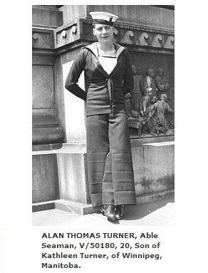 Photo of Alan Thomas Turner