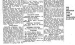 Newspaper clipping– HAMILTON SPECTATOR