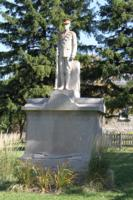 Monument– In memory of men and women from the Ravenna Ontario area that went off to war and to those who did not come home, they will never be forgotten. Submitted for the project, Operation Picture Me