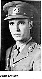 Photo of Frederick Ernest Mullins