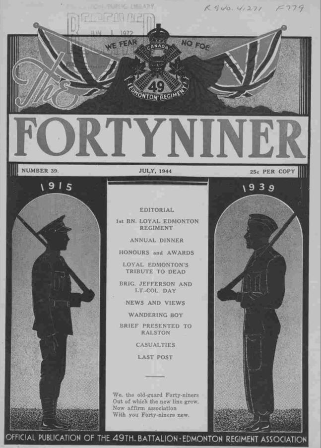 Fortyniner magazine