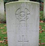 Grave Marker– Photo courtesy of Frans van Cappellen, Putten, The Netherlands