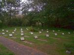 Cemetery– Vredenhof- island of Schiermonnikoog the netherlands