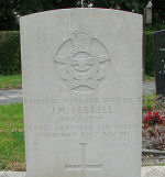 Grave Marker– Photo courtesy of Frans van Cappellen, The Netherlands