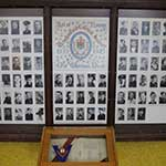 Roll of Honour– In memory of the students from the Vaughan Road Collegiate Institute  (Toronto) who went away to war and did not come home. Submitted for the project, Operation Picture Me