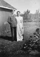 Photo of Ken and Edyth– Submitted for the project, Operation Picture Me