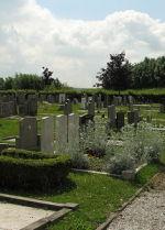 Cemetery– Photo courtesy of Frans van Cappellen, The Netherlands
