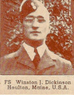 Photo of Winston Dickinson– Submitted for the project, Operation: Picture Me