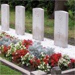 Cemetery– cemetery of Noordwolde 2005