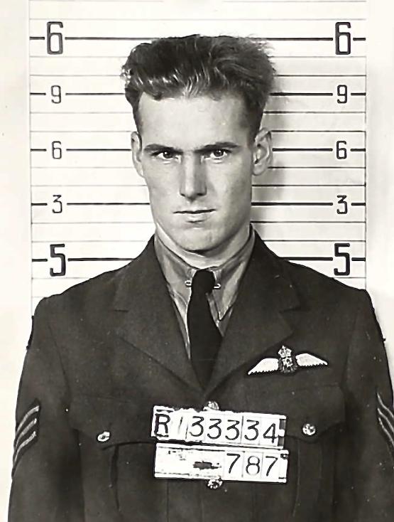 Photo of Raymond Charles Burgess