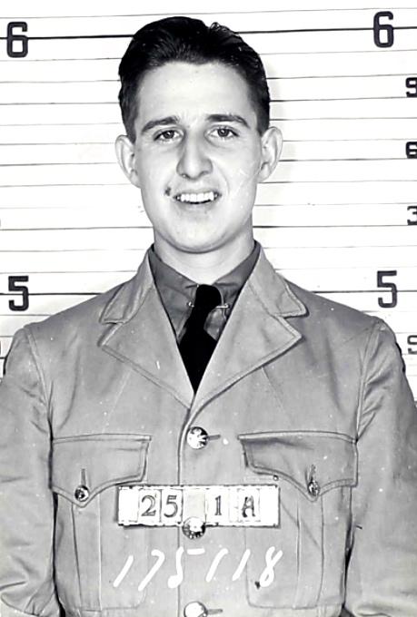 Photo of Bernard William Burke