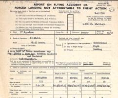 Accident Report– Submitted  for the project Operation Picture Me