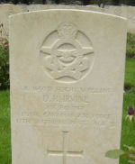 Grave Marker– Fl. Sgt. Douglas Raymond Irvine. CAMBRIDGE CITY CEMETERY, Cambridgeshire, United Kingdom, Grave Reference: Grave 14552. CAMBRIDGE CITY CEMETERY is situated about 2 kilometres east of Cambridge on the road to Newmarket.
