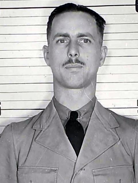 Photo of DOUGLAS RAYMOND IRVINE– F/S Douglas Raymond Irvine, from RCAF Service File