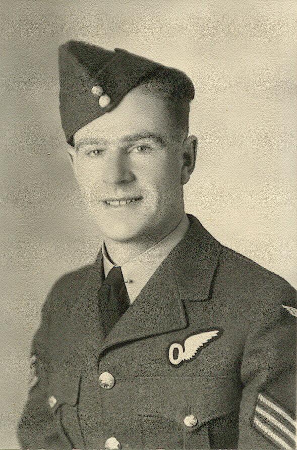 Photo of William Glen Parker– Military Photo