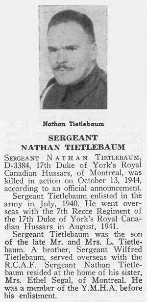Photo of Nathan Tietlebaum