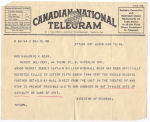 Telegram– Official Telegram notice of his KIA