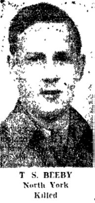 Newspaper Clipping– Toronto Star Mar. 6, 1945