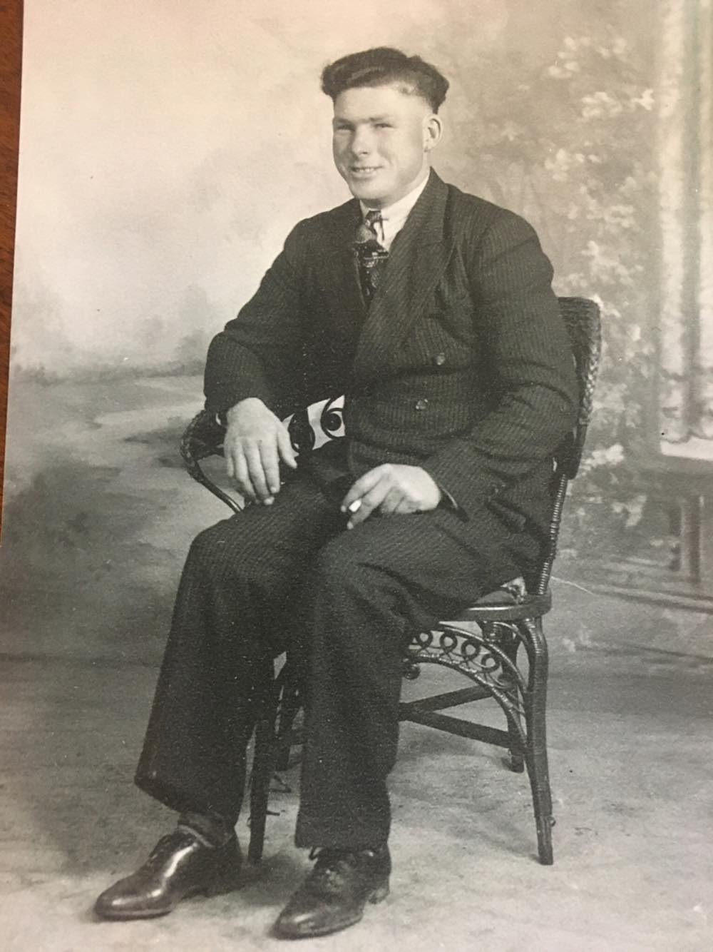Photo of Frederick Behie