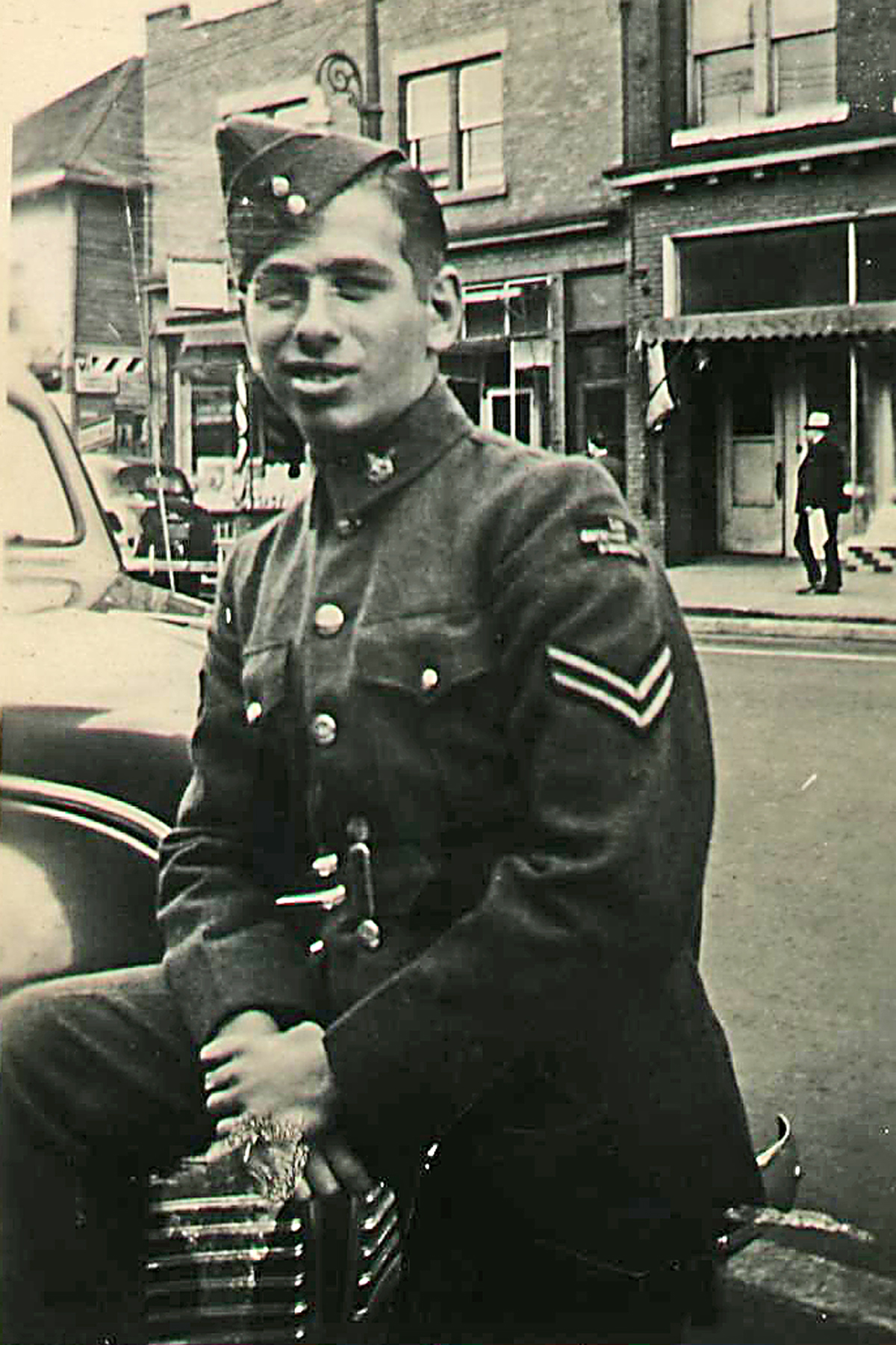 Photo of Zave Brown– Date unknown